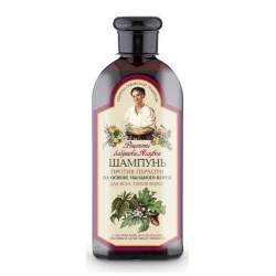 Bania Agafii Przeciwłupieżowy szampon do włosów na bazie mydlnicy lekarskiej 350ml