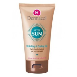 Dermacol After Sun Hydrating & Cooling Gel Żel chłodzący po opalaniu 150ml