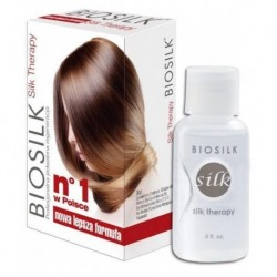 Biosilk Silk Therapy jedwab do włosów 15ml