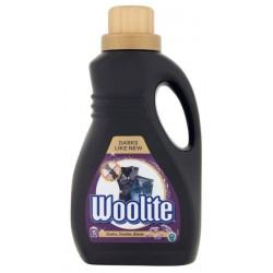 Woolite Dark płyn do prania ochrona ciemnych kolorów z keratyną 0,9l