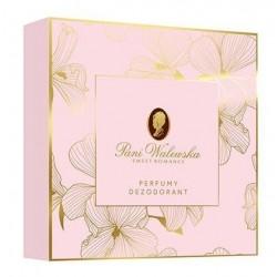 Pani Walewska Sweet Romance Dezodorant 90ml spray + Woda perfumowana 30ml spray