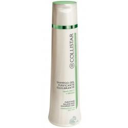 Collistar Purifying Balancing Shampoo-Gel Oczyszczający szampon - żel do włosów 250ml