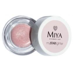 Miya My Star Lighter naturalny rozświetlacz w kremie Rose Diamond 4g