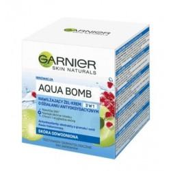 Garnier Aqua Bomb Super Regenerating Antioxidant Gel Cream Regenerujący żel-krem do twarzy na noc 50ml