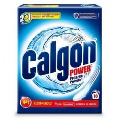Calgon Power Powder proszek do prania zmiękczający wodę 500g