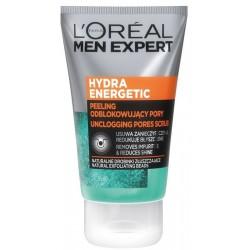 L`Oreal Men Expert Hydra Energetic Peeling odblokowujący pory 100ml