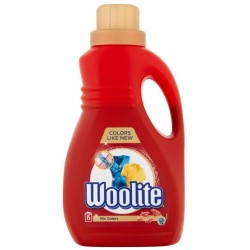 Woolite Mix Colors płyn do prania do koloru z keratyną 0,9l