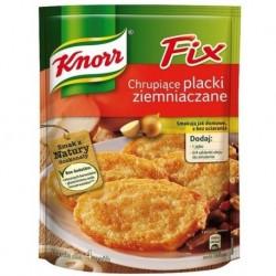 Knorr fix Chrupiące Placki Ziemniaczane 200g