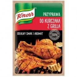Knorr Przyprawa do grilla pikantna 23g