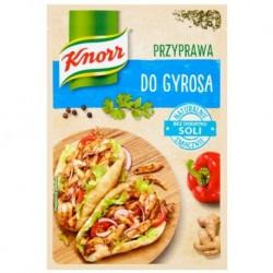 Knorr Przyprawy przyprawa do gyrosa bez soli 18g