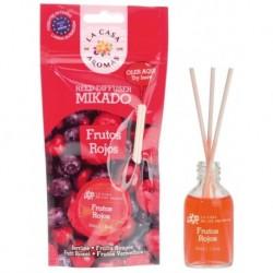 La Casa De Los Aromas Olejek aromatyczny z patyczkami Czerwone Owoce 30ml