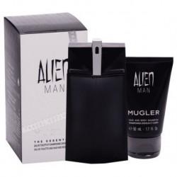 Mugler Alien Man Woda toaletowa 100ml spray + Żel 50ml