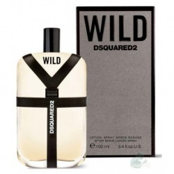Dsquared2 Wild Woda po goleniu 100ml spray