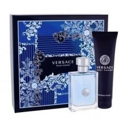 Versace Pour Homme Woda toaletowa 100ml spray + Szampon 150ml