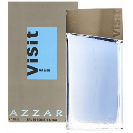 Azzaro Visit For Man Woda toaletowa 100ml spray