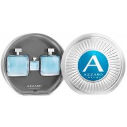 Azzaro Chrome Woda toaletowa 100ml spray + 7ml + Woda po goleniu 100ml