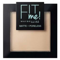 Maybelline Fit Me Pressed Powder Puder dopasowujący się do skóry 115 9g