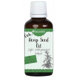 Nacomi Hemp Seed Oil olej konopny 30ml