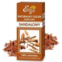 Etja Naturalny Olejek Eteryczny Sandałowy 10ml