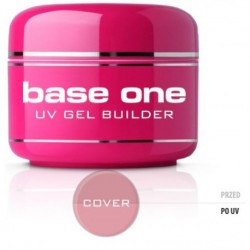 Silcare Gel Base maskujący żel UV do paznokci One Cover 30g