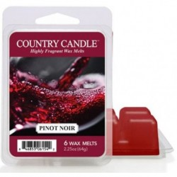 Country Candle Wax wosk zapachowy Pinot Noir 64g