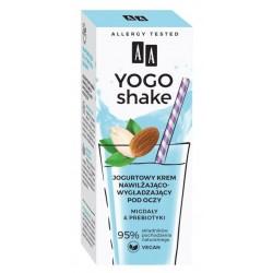 AA Yogo Shake jogurtowy krem nawilżająco - wygładzający pod oczy 15ml