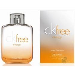 Calvin Klein Free Energy Woda toaletowa 50ml spray