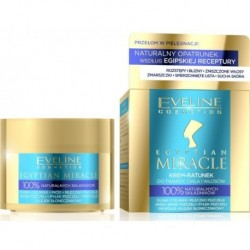 Eveline Egyptian Miracle Cream krem-ratunek do twarzy, ciała i włosów 40ml