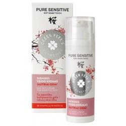 Green Feel`s Pure Sensitive Day Face Cream krem na dzień cera wrażliwa Sakura 50ml