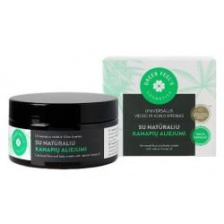 Green Feel`s Universal Face And Body Cream uniwersalny krem do twarzy i ciała z olejem konopnym 200ml