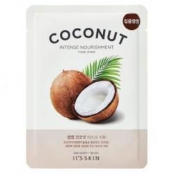 It`s Skin The Fresh Mask Sheet Coconut nawilżająca maska w płachcie