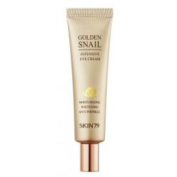 Skin79 Golden Snail Intensive Eye Cream krem pod oczy ze śluzem ślimaka 35g