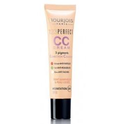 Bourjois 123 Perfect CC Cream Krem upiększająco-korygujący 34 Bronze 30ml
