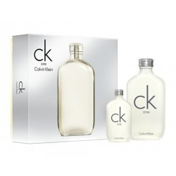 Calvin Klein CK One Woda toaletowa 200ml spray + 50ml spray