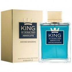 Antonio Banderas King Of Seduction Absolute Woda toaletowa 200ml spray