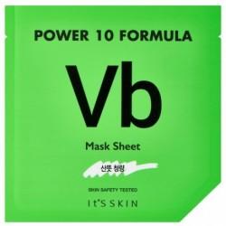 It`s Skin Power 10 Formula Mask Sheet VB maska w płachcie regulująca produkcję sebum 25ml