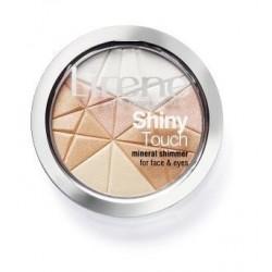 Lirene Shiny Touch Mineral Shimmer For Face & Eyes mineralny rozświetlacz do twarzy i oczu 9g