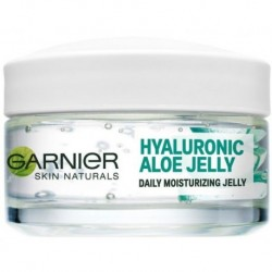 Garnier Hyaluronic Aloe Jelly lekki żel nawilżający do skóry normalnej i mieszanej 50ml