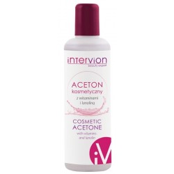 Inter Vion Cosmetic Acetone aceton kosmetyczny 150ml