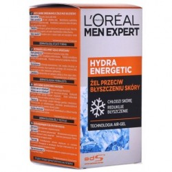 L`Oreal Men Expert Hydra Energetic Aqua Krem-żel
