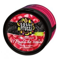 Farmona Tutti Frutti Body Butter masło do ciała Jeżyna&Malina 270ml