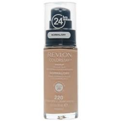 Revlon ColorStay With Pump Makeup Podkład z pompką do cery normalnej i suchej 220 Natural Beige 30ml