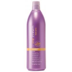 Inebrya Ice Cream Liss Perfect Shampoo szampon wygładzający włosy 1000ml