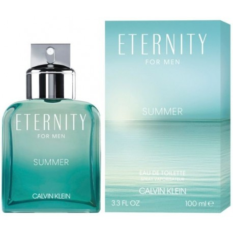 Calvin Klein Eternity For Men Summer 2020 Woda toaletowa 100ml spray