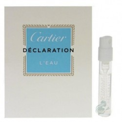 Cartier Declaration L`Eau Woda toaletowa 1,5ml spray