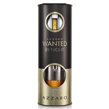 Azzaro Wanted By Night Woda perfumowana 100ml spray + 15ml