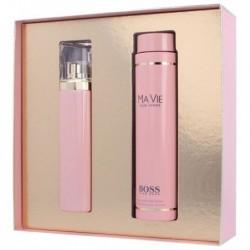 Hugo Boss Ma Vie Woda perfumowana 75ml spray + Balsam do ciała 200ml