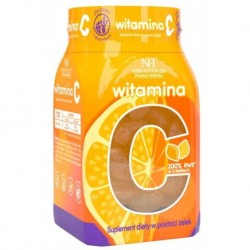 Noble Health Premium Wellness witamina C suplement diety w postaci żelek 300g