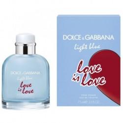 Dolce & Gabbana Light Blue Love Is Love Pour Homme Woda toaletowa 75ml spray