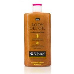 Silcare Sparkle Madame Body Gel Oil oliwka w żelu do ciała 300ml